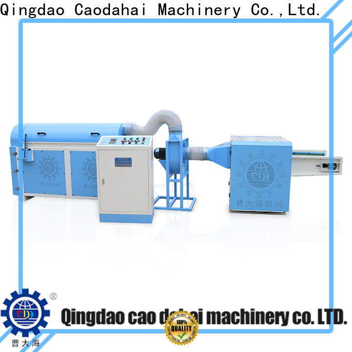 approved ball fiber filling machine inquire now for production line