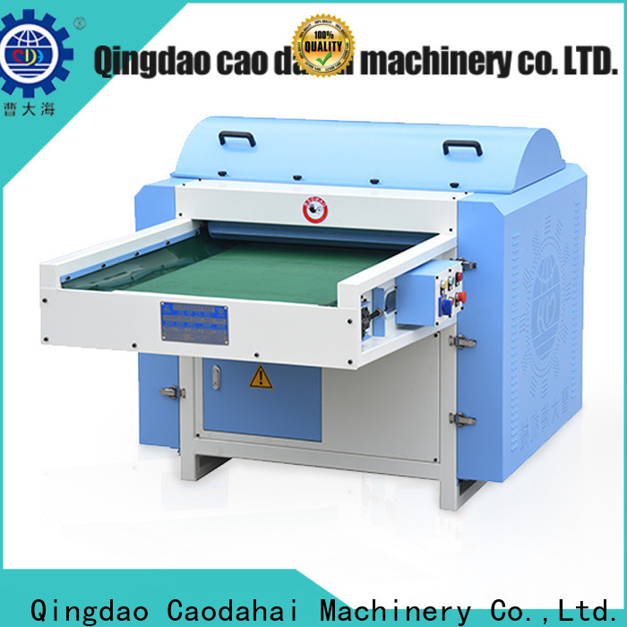 Caodahai fiber carding machine inquire now for commercial