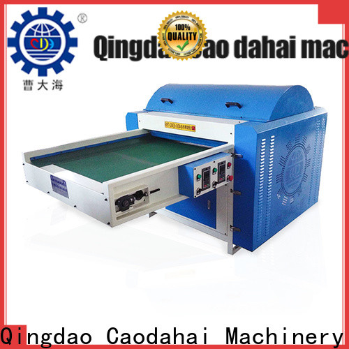 Caodahai approved cotton opening machine factory for commercial