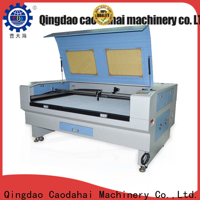 Caodahai practical laser cutting machine from China for plant