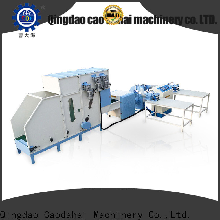 certificated pillow machine personalized for work shop