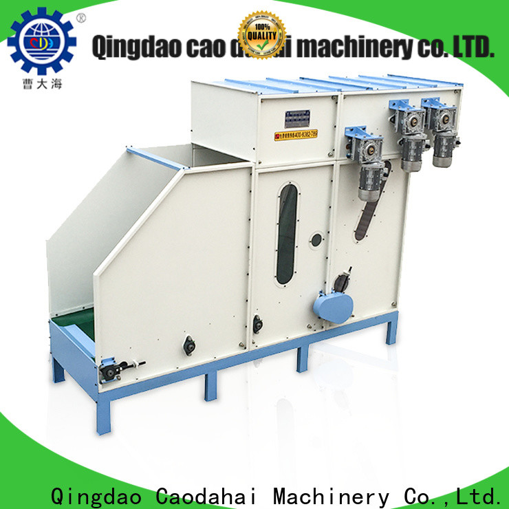 Caodahai mixing bale opener manufacturer for commercial