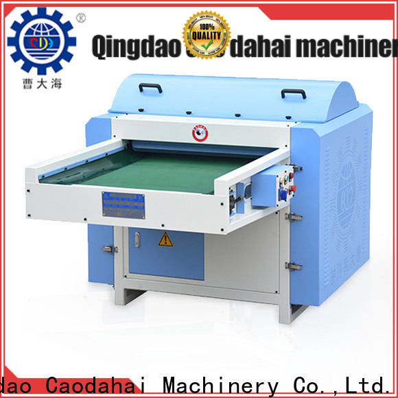 Caodahai carding polyester fiber opening machine inquire now for industrial