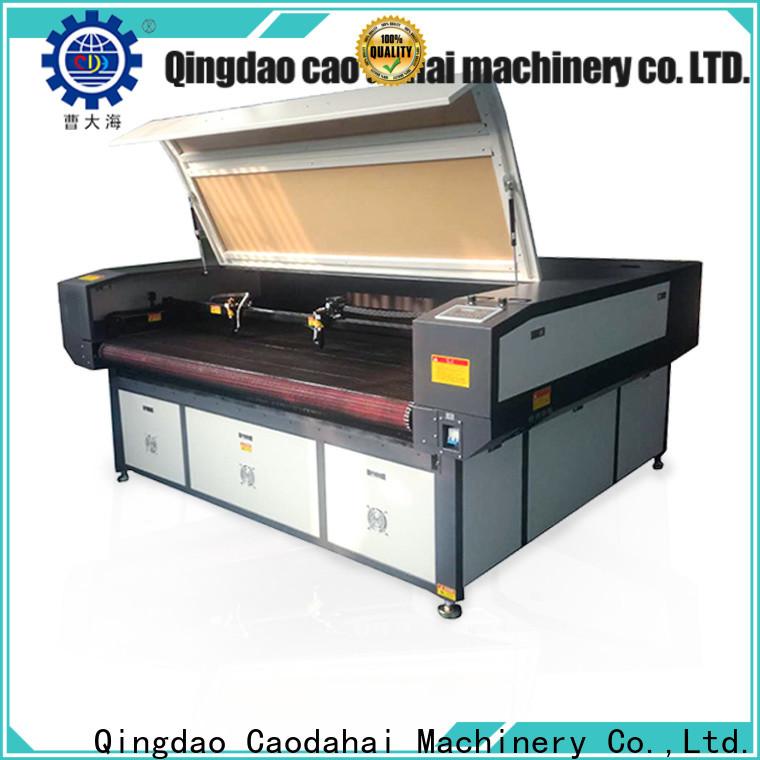 Caodahai quality laser cutting machine directly sale for plant