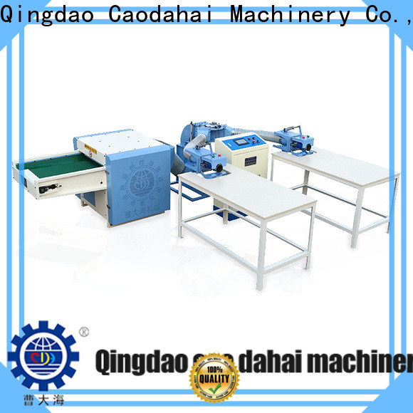 Caodahai automatic pillow filling machine factory price for business