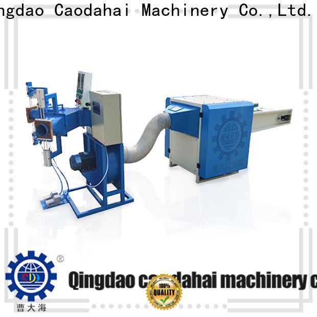 Caodahai certificated pillow filling machine price wholesale for plant