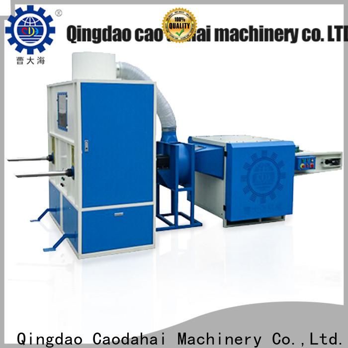 Caodahai bear stuffing machine wholesale for manufacturing