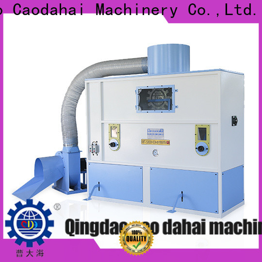 Caodahai certificated teddy bear stuffing machine factory price for industrial