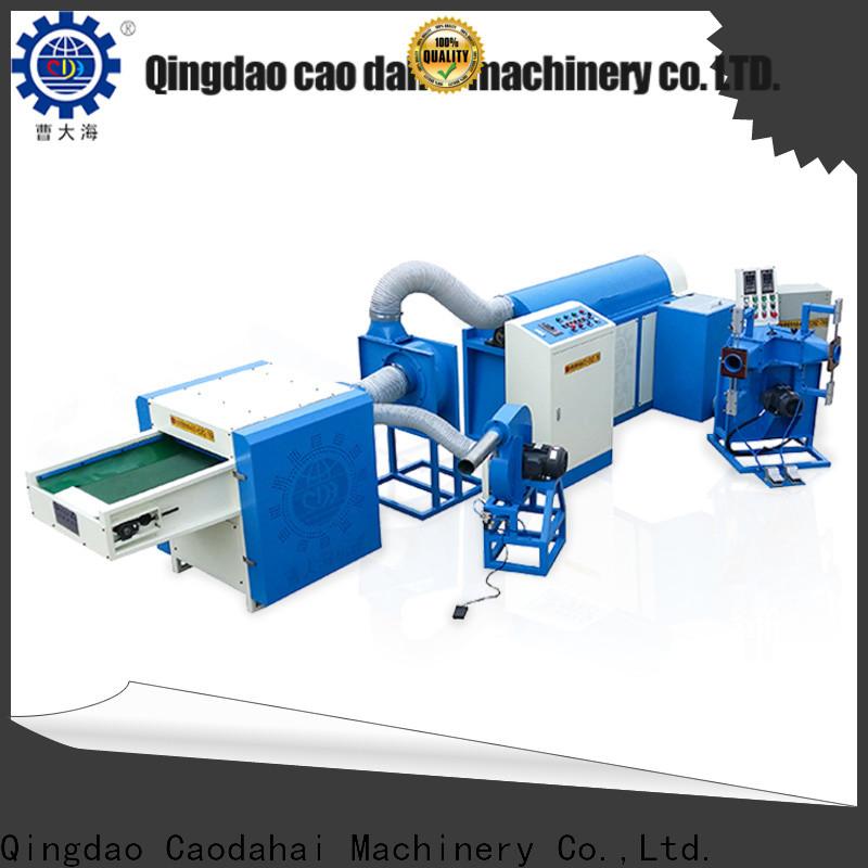 Caodahai ball fiber filling machine factory for plant