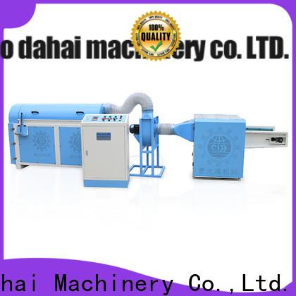 excellent ball fiber toy filling machine design for work shop