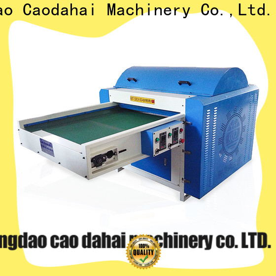 Caodahai polyester fiber opening machine factory for manufacturing