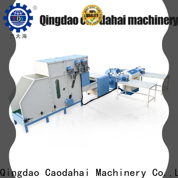 Caodahai pillow stuffing machine personalized for business