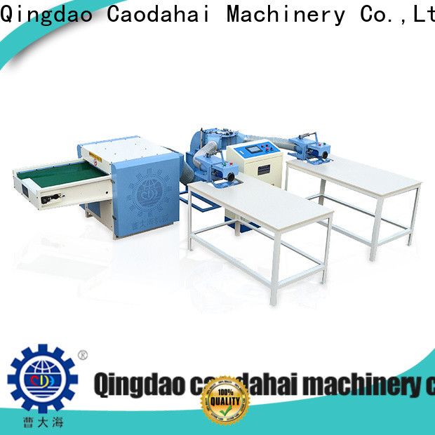 professional pillow making machine supplier for work shop