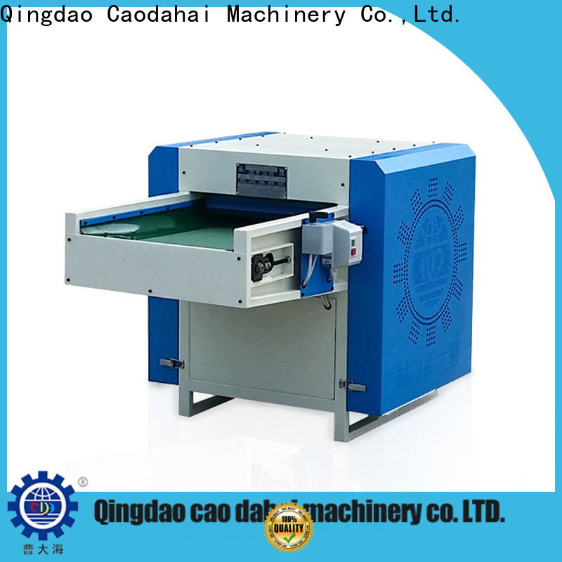 Caodahai polyester opening machine design for manufacturing