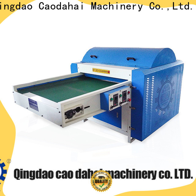 Caodahai top quality fiber carding machine inquire now for industrial