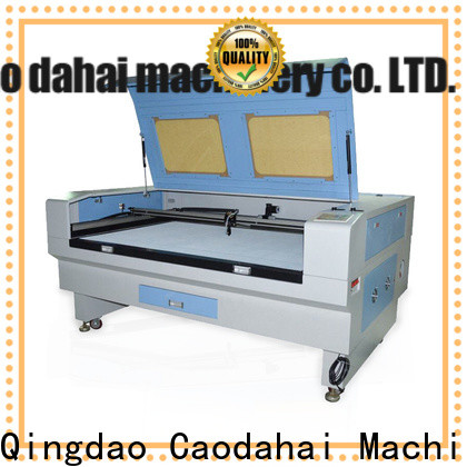 durable laser machine customized for work shop