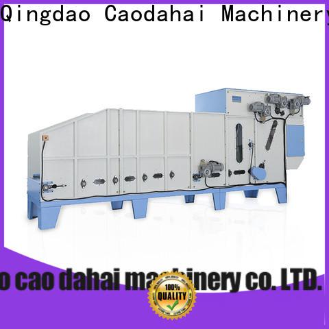 Caodahai durable cotton bale opener machine manufacturer for industrial