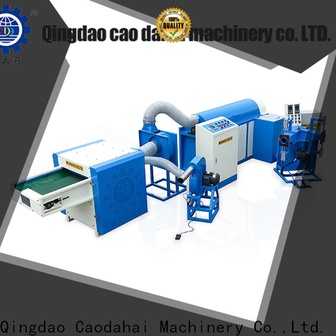 Caodahai approved ball fiber filling machine inquire now for business