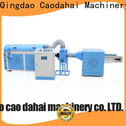 Caodahai automatic ball fiber toy filling machine factory for business