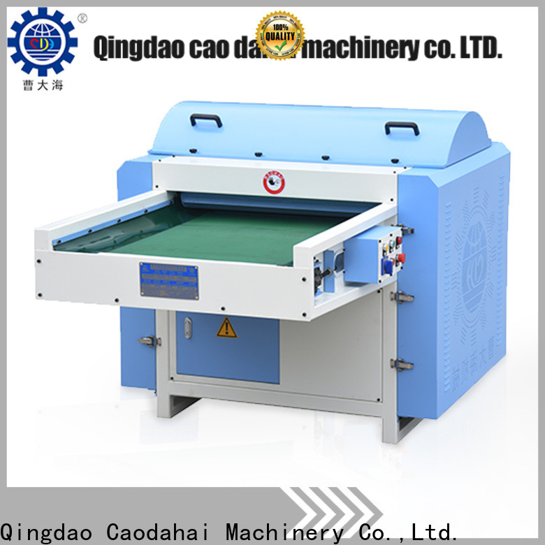top quality cotton opening machine with good price for industrial