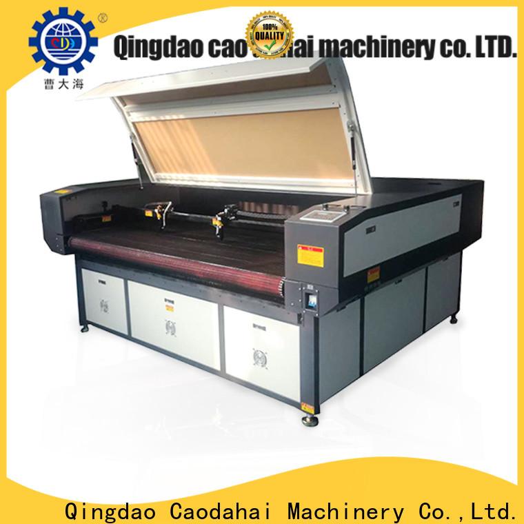 Caodahai acrylic laser cutting machine manufacturer for business