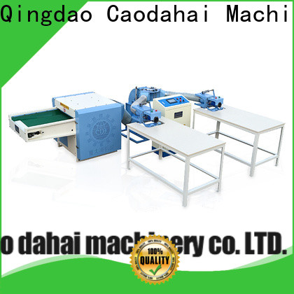 Caodahai pillow making machine personalized for plant