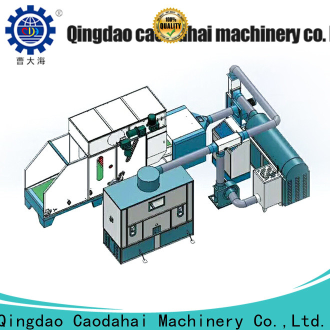approved ball fiber filling machine with good price for work shop