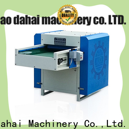 Caodahai polyester opening machine factory for manufacturing