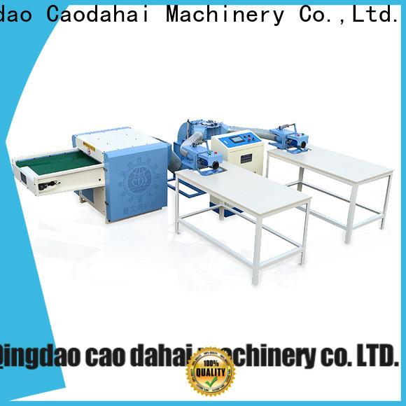 Caodahai pillow manufacturing machine supplier for plant