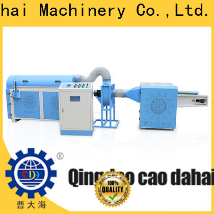 Caodahai ball fiber filling machine with good price for work shop