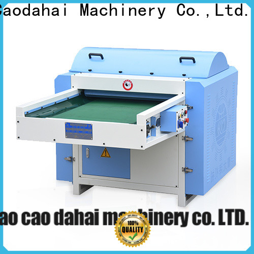 excellent polyester fiber opening machine with good price for manufacturing
