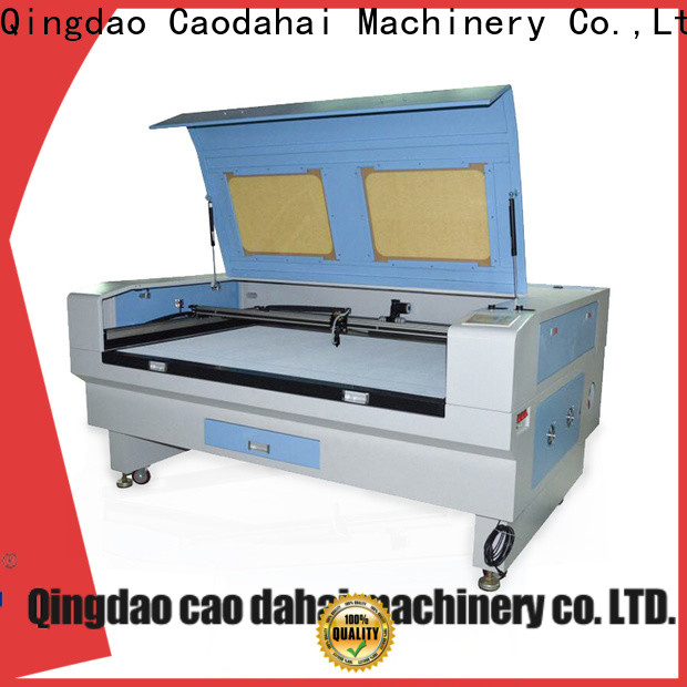 Caodahai practical acrylic laser cutting machine directly sale for business