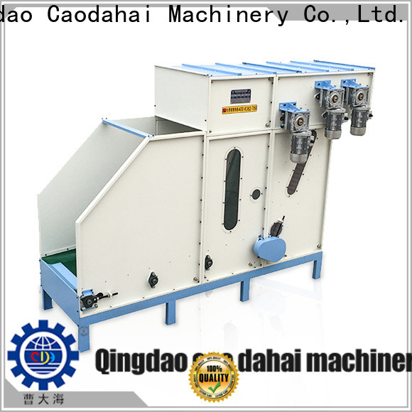 Caodahai quality cotton bale opener machine directly sale for industrial