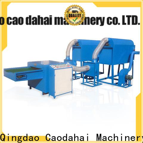 Caodahai automatic ball fiber making machine design for production line