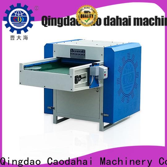 efficient fiber opening machine manufacturers design for manufacturing