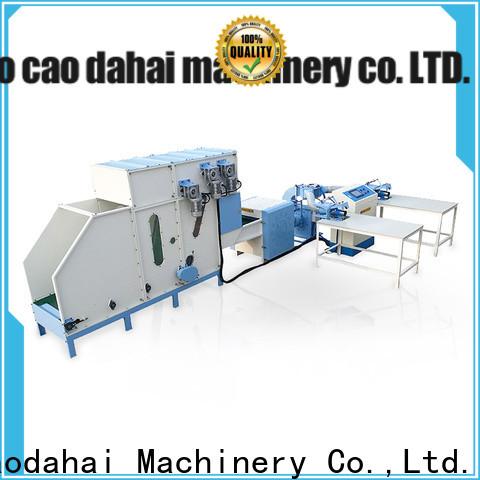 Caodahai professional pillow making machine wholesale for production line