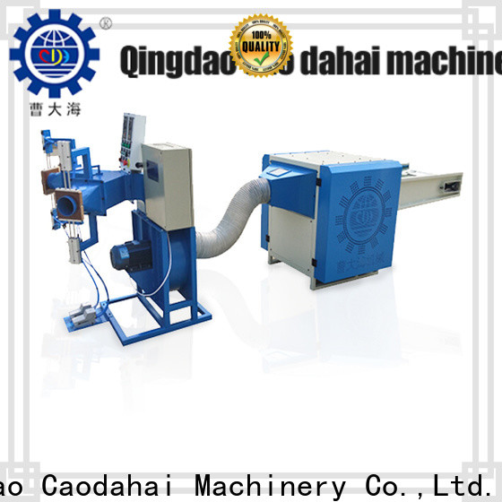 Caodahai certificated pillow filling machine supplier for business