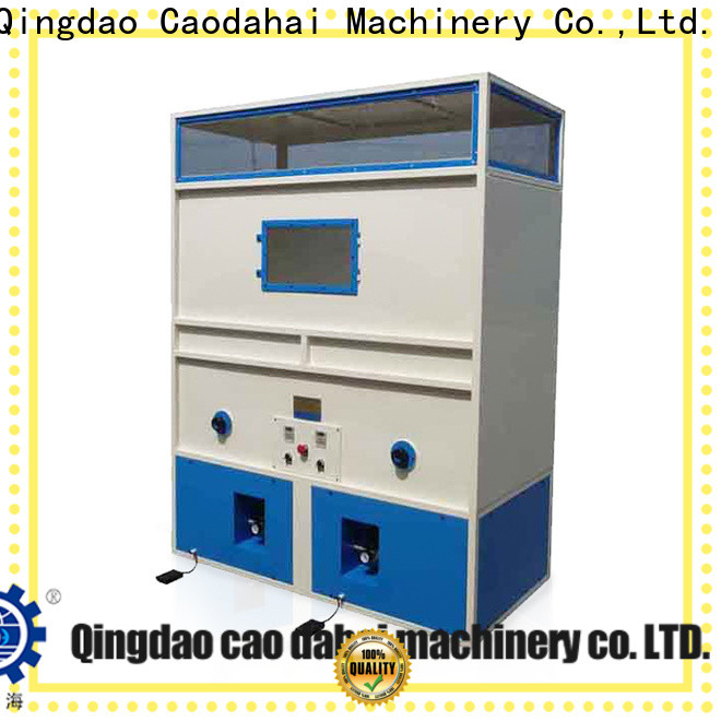 Caodahai certificated foam filling machine factory price for industrial