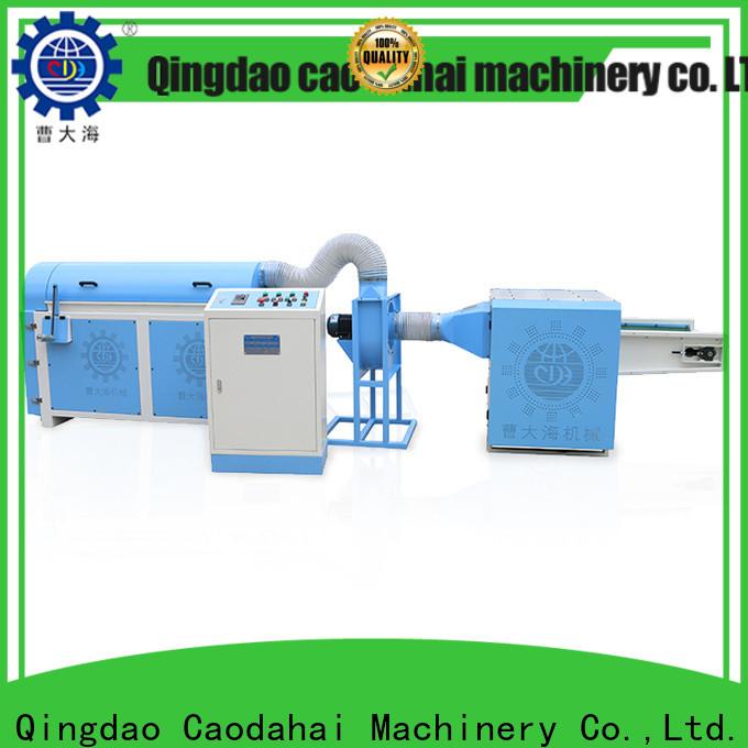 Caodahai top quality ball fiber making machine factory for work shop