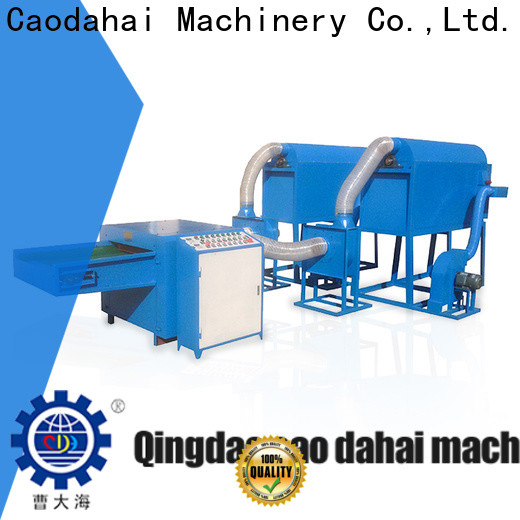 Caodahai fiber ball machine with good price for work shop
