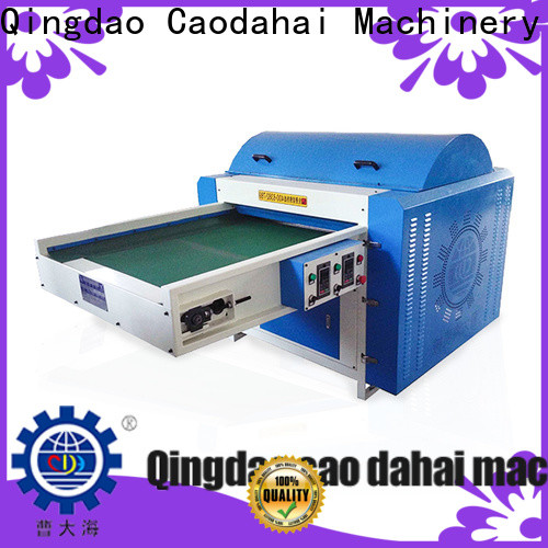 efficient polyester opening machine design for commercial