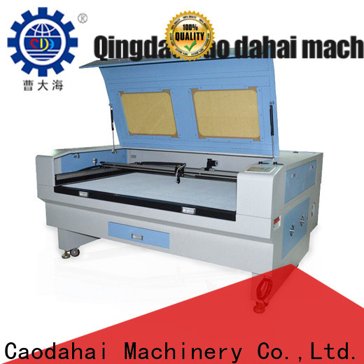 Caodahai co2 laser cutting machine series for work shop