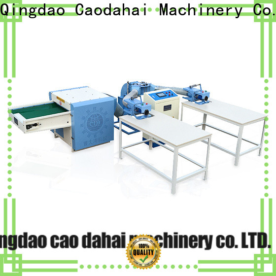 Caodahai pillow manufacturing machine personalized for work shop