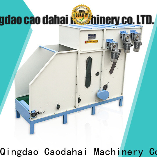 Caodahai bale opening and feeding machine directly sale for factory