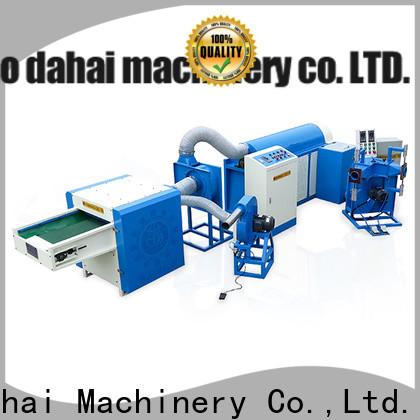 Caodahai ball fiber machine design for production line