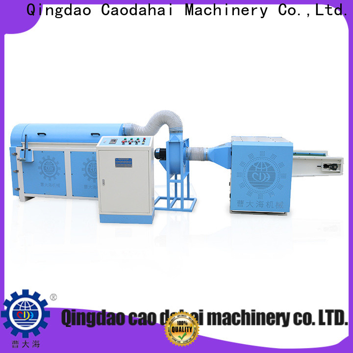 Caodahai top quality ball fiber making machine with good price for work shop