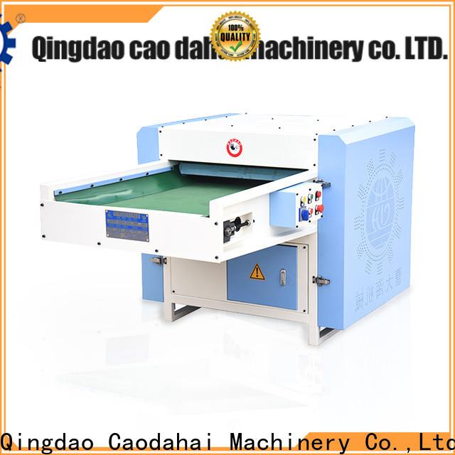 Caodahai excellent fiber opening machine design for commercial