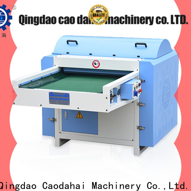 Caodahai fiber carding machine with good price for industrial