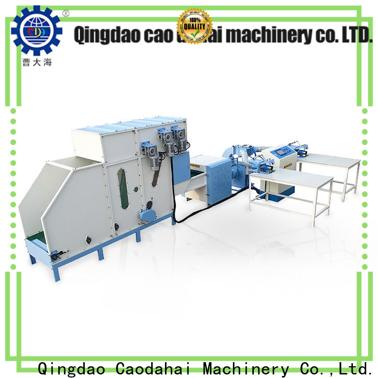 Caodahai pillow manufacturing machine supplier for production line