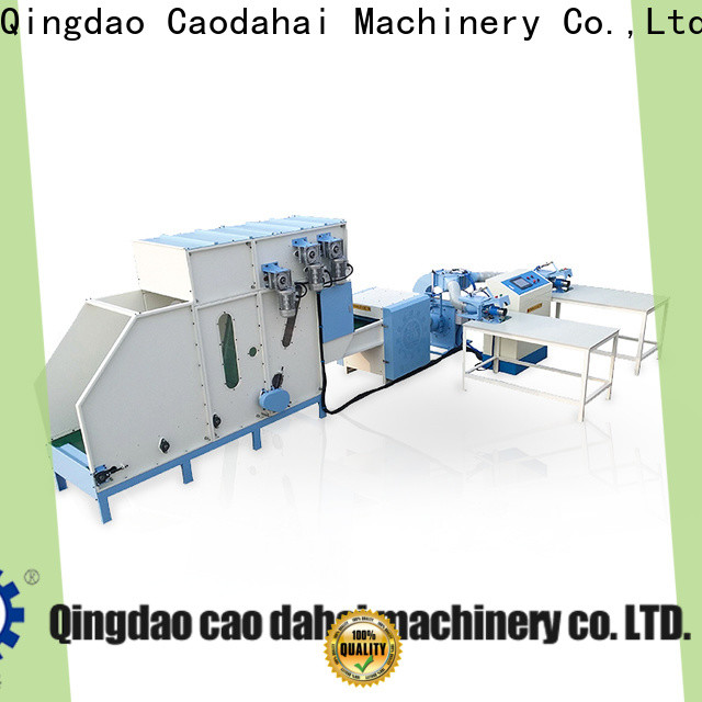 Caodahai fiber opening and pillow filling machine personalized for work shop